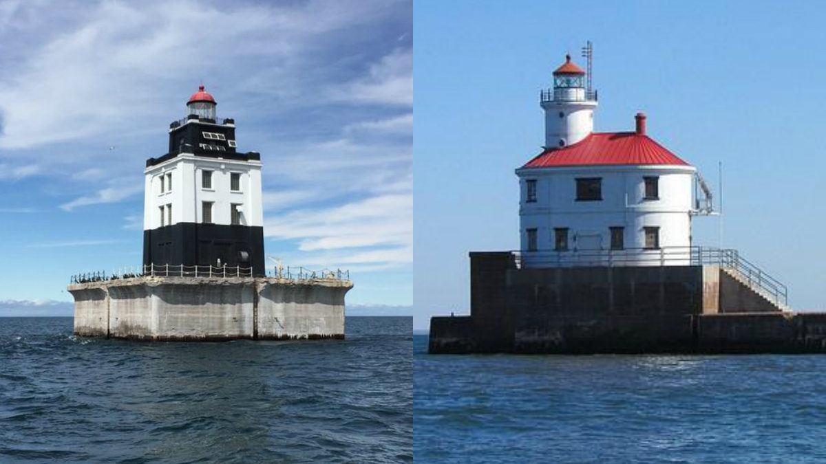 3 historic Michigan lighthouses on the Great Lakes to be...