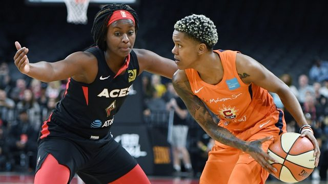 WNBA: Mystics face Fever; Aces take on Storm; Dream battle Sun