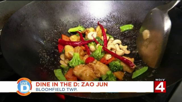 New Pan-Asian Cuisine at Zao Jun in Bloomfield Township