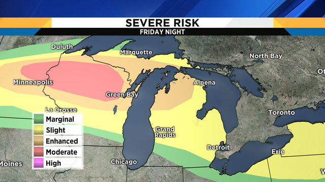 Metro Detroit weather: Threats of dangerous heat, severe storms continue…