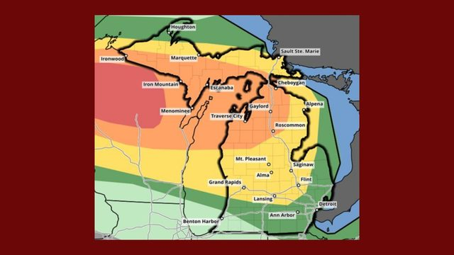 All of Michigan at risk for severe weather on Friday: What to know