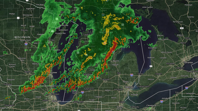 Thunderstorm watch issued for Metro Detroit, counties outside region