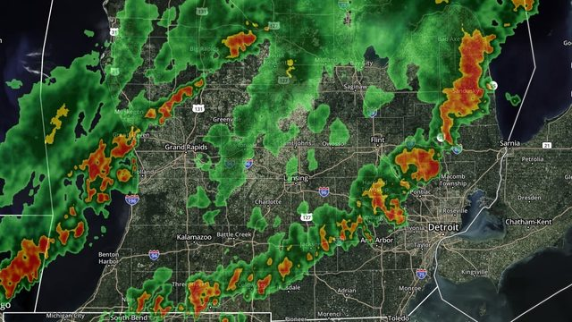 Severe weather in Metro Detroit: Next wave of storms coming