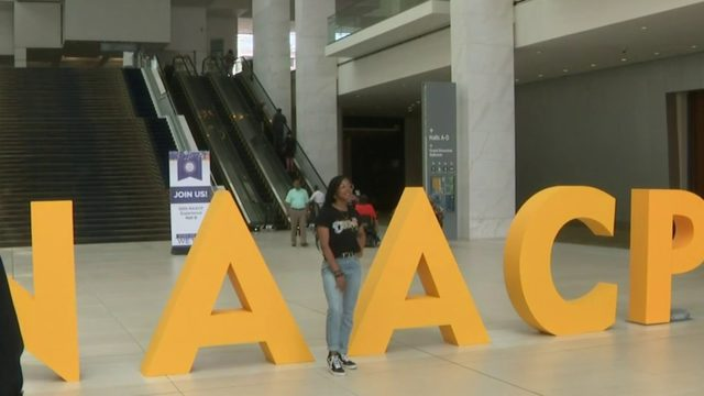 Detroit hosts 110th NAACP convention