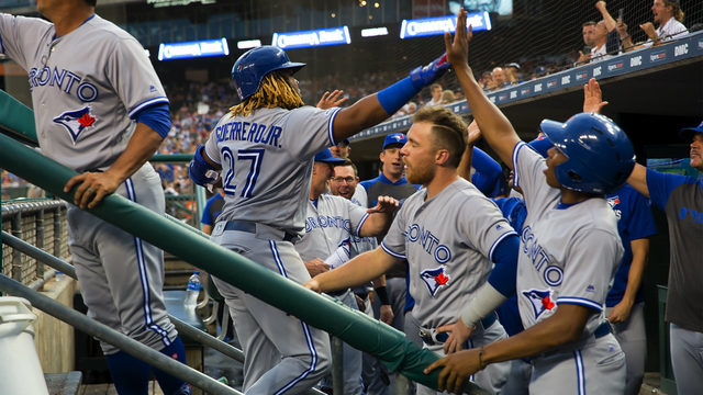 Guerrero's grand slam helps Blue Jays beat Tigers 7-5