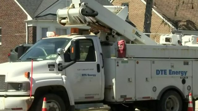 77K DTE customers without power after storms