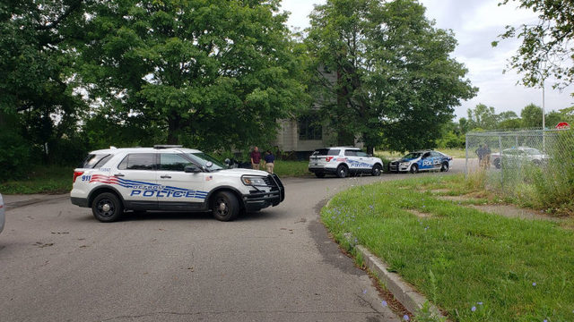 Detroit police find apparent human remains in vacant house on west side