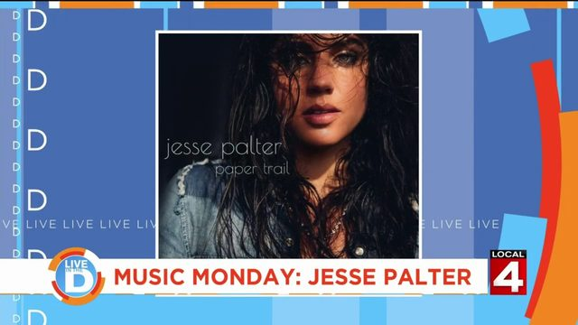 Music Monday with native Detroiter Jesse Palter