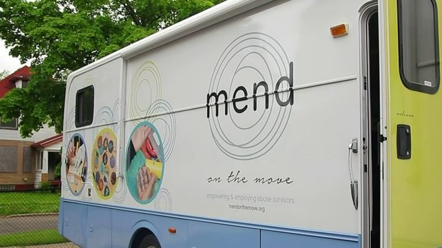 Mend on the Move program aims to empower women who have survived abuse