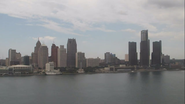 Metro Detroit weather: Drop in temperature finally brings some relief