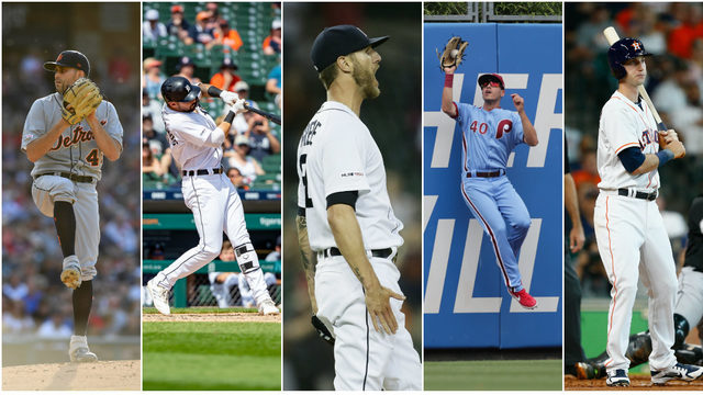 Dream deadline scenario for Detroit Tigers involving Castellanos, Boyd,…