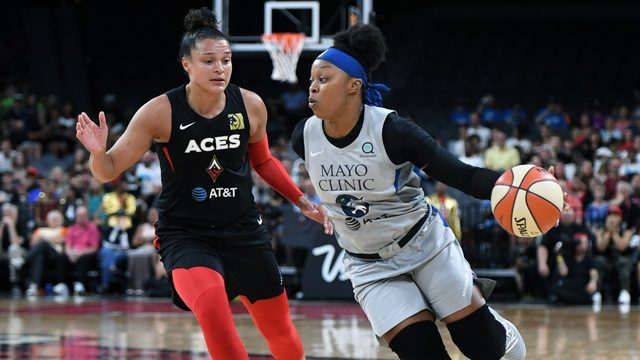 WNBA: Sparks face Dream; Storm battle Aces; Fever take on Mercury