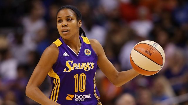 NBA: Kings hire former WNBA star Lindsey Harding as assistant coach