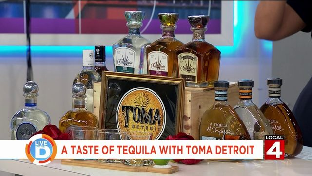 Homegrown Tequila in the heart of the D