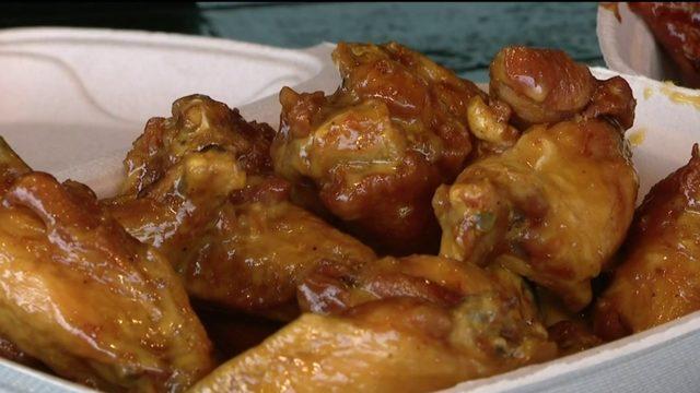 Tasty Tuesday: Detroit Wing Company