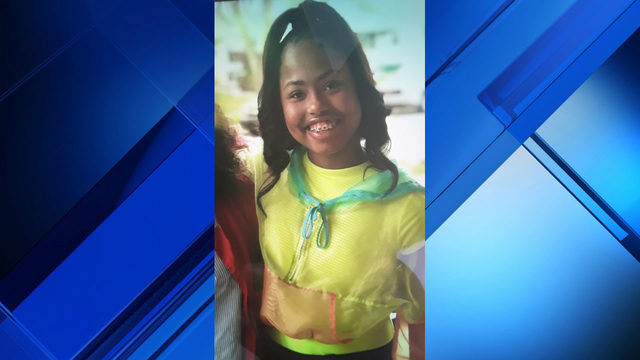 Detroit police looking for missing 14-year-old girl