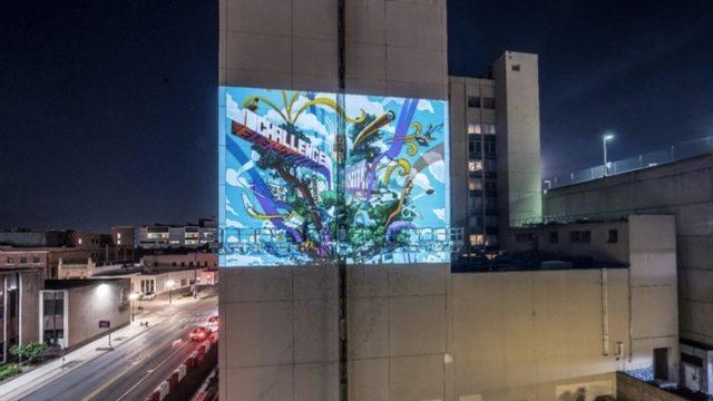 New mural celebrates creativity, art in Ann Arbor