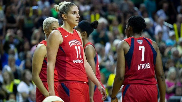 WNBA: Liberty face Sun; Lynx take on the Mystics