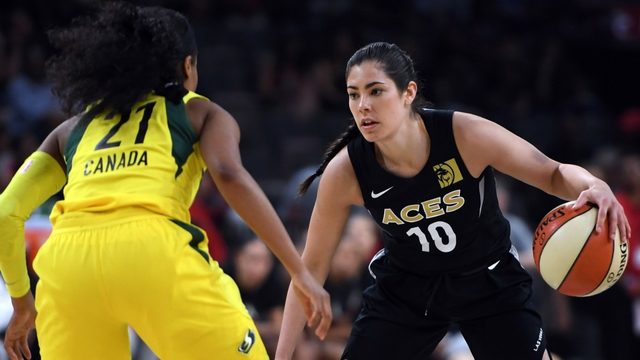 WNBA: Sparks, Aces and Mercury all get wins before All-Star break