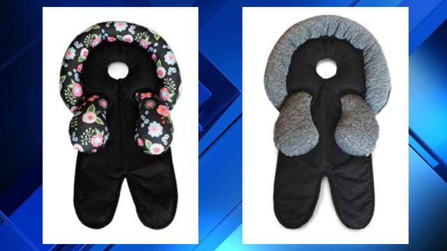 Boppy Company recalls baby accessory due to suffocation hazard