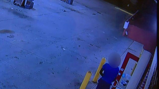 Over bag of chips? Detroit gas station shooting under investigation