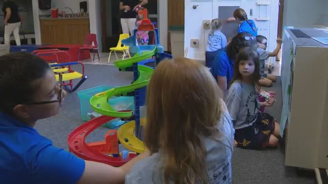 Kids on the Go provides free therapy for Metro Detroit children with…