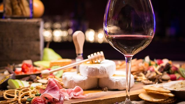 Toast to National Wine and Cheese Day!