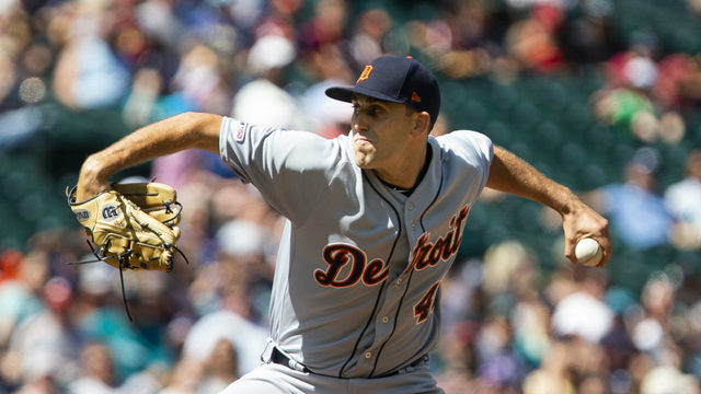Boyd dominant, but Tigers lose to Mariners in extra innings