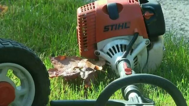 2-cycle gas leaf blowers banned in Ann Arbor