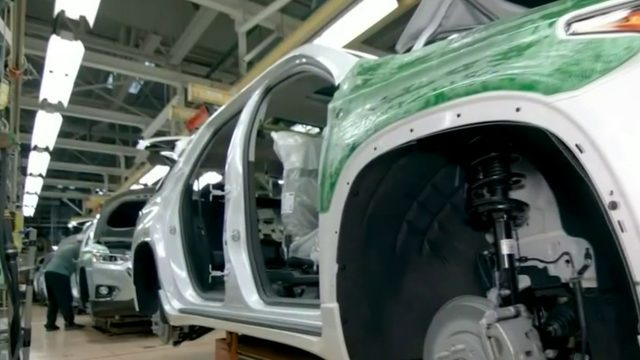 Operations at GM's Warren Transmission plant end this week