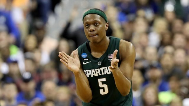Michigan State's Winston No. 1 in top 25 NCAA player rankings