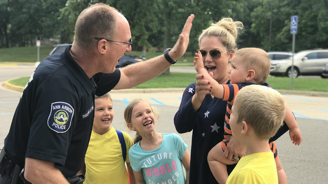 Ann Arbor's Safety Town celebrates 40 years with meet-and-greet with…