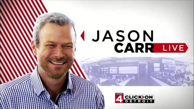WATCH: Jason Carr Live