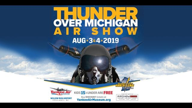 Live In The D Thunder Over Michigan Giveaway! Rules