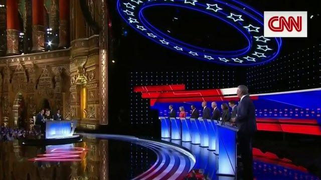 Detroit debates: Candidates clash during second round of debates