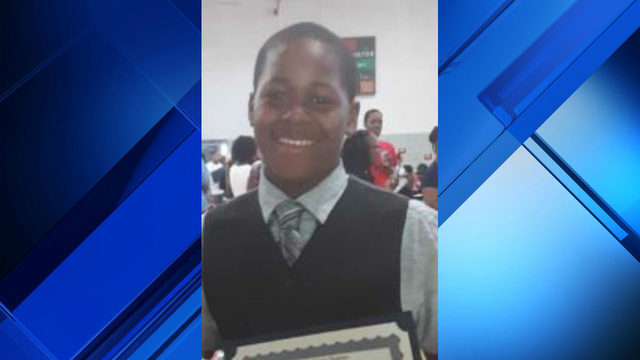 Detroit police looking for missing 14-year-old boy
