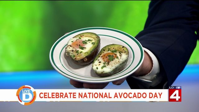 Jason Carr goes wild for one thing on National Avocado Day