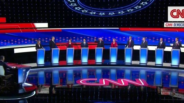 Democratic debate in Detroit night 1: A quick recap