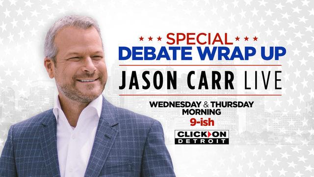 Watch live: Recap of Democratic debate in Detroit -- night one