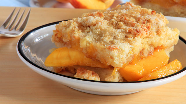 Where to find great peach cobbler around Metro Detroit