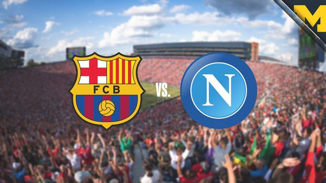 Rules SSC Napoli vs. FC Barcelona Giveaway Presented by LaLiga & Serie A!