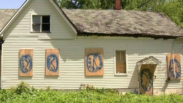 Detroit neighborhood wants house at center of serial killer…
