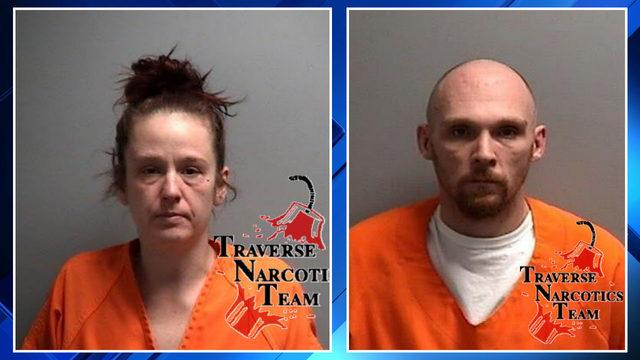 Woman, man charged with delivering heroin to man found dead of overdose…