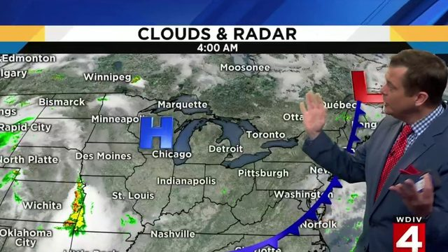 Metro Detroit weather: Refreshing start, then tons of sun