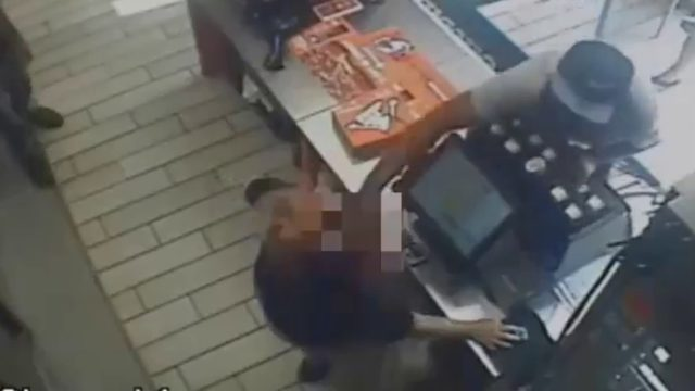 VIDEO: Livonia man charged after striking Little Caesars employee over…