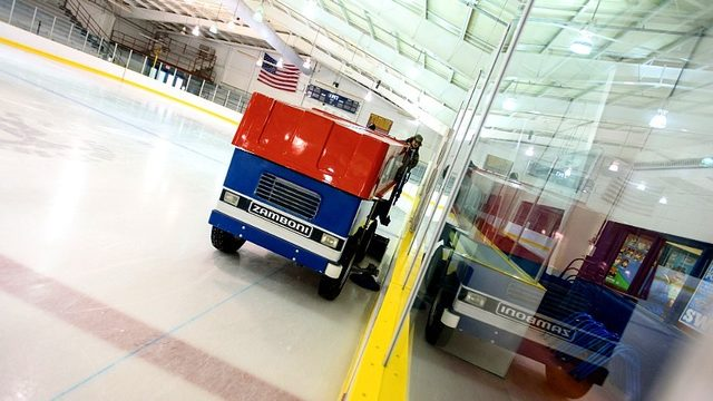 City of Ann Arbor hiring Zamboni operators for Veteran's Memorial Ice Arena