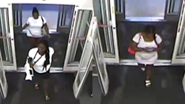 Eastpointe police seek women who stole $1,200 worth of hygiene products from CVS