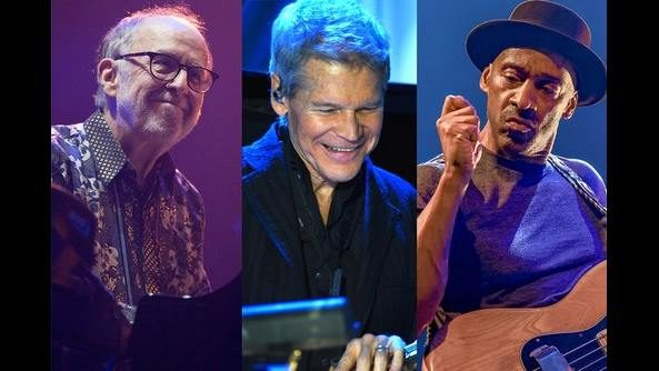 It's a Free Friday! Double Vision Revisited, Bob James, David Sanborn…