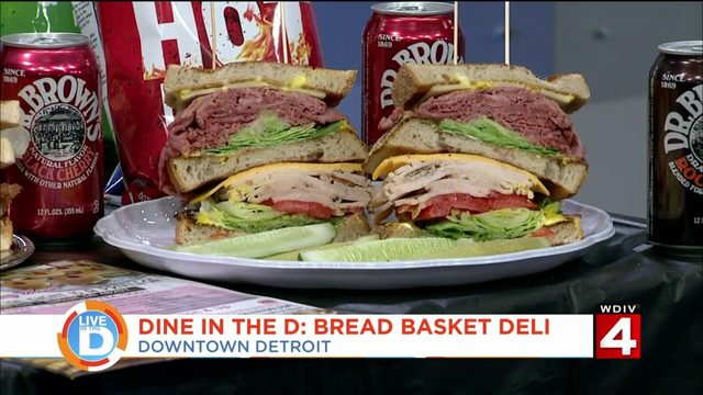 The Bread Basket Deli in Detroit has your hookup for a summer picnic