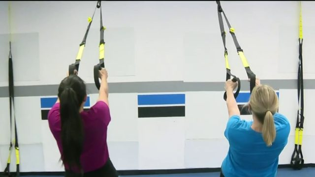 Fitness Friday: Weapons 4 Weight Loss boot camp